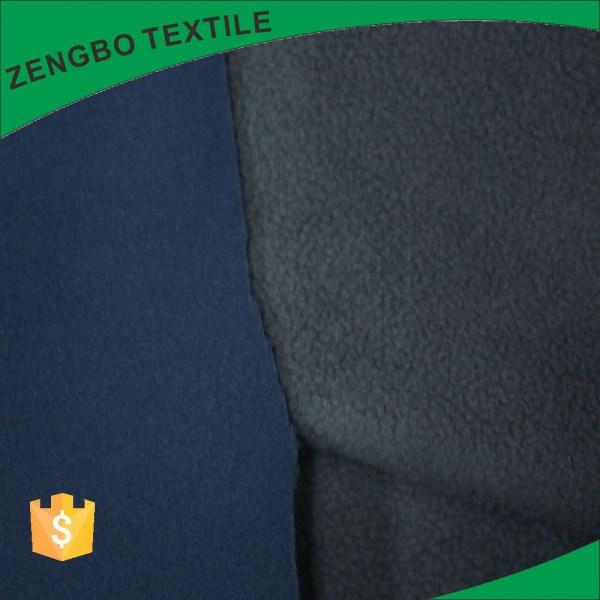 Polyester Polar Fleece Stretch Terry Cloth Shoe
