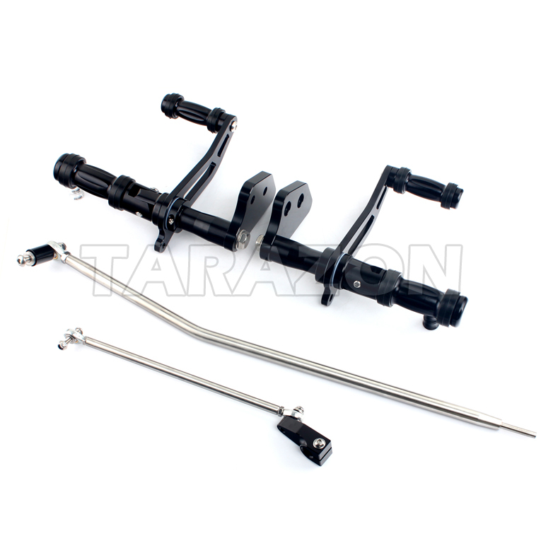 China High Quality Cnc Universal Rear Sets Suit For Harley