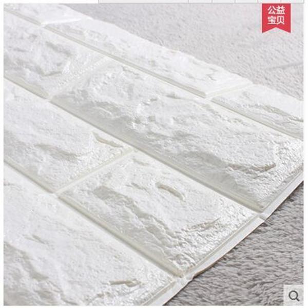 living room with tiles mini bar design in 2016 korean easy install sticky wallpaper / anti ...
