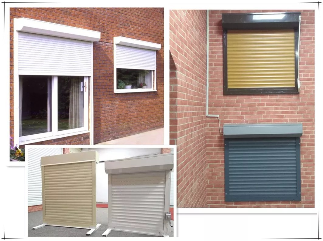 Aluminum Rolling Shutter Window Roll Up Roller Shutters Buy Domestic Security Shutters External Roller Shutters For Windows Metal Window Shutters