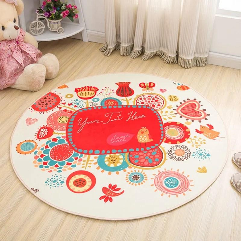 tapis de jeu pour enfants sac de rangement de jouets pour bebes tapis rond grand tapis de sol rembourre pour enfants tapis naturel buy tapis de sol