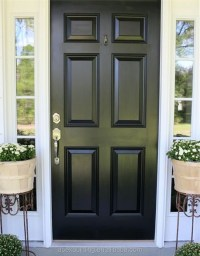 Black Oil Paint Entry Doors,Lowes French Doors Exterior ...