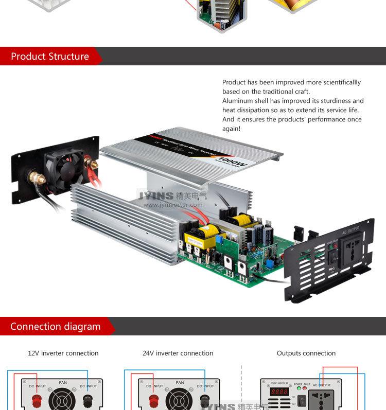 Ups Circuit Diagram 1000w
