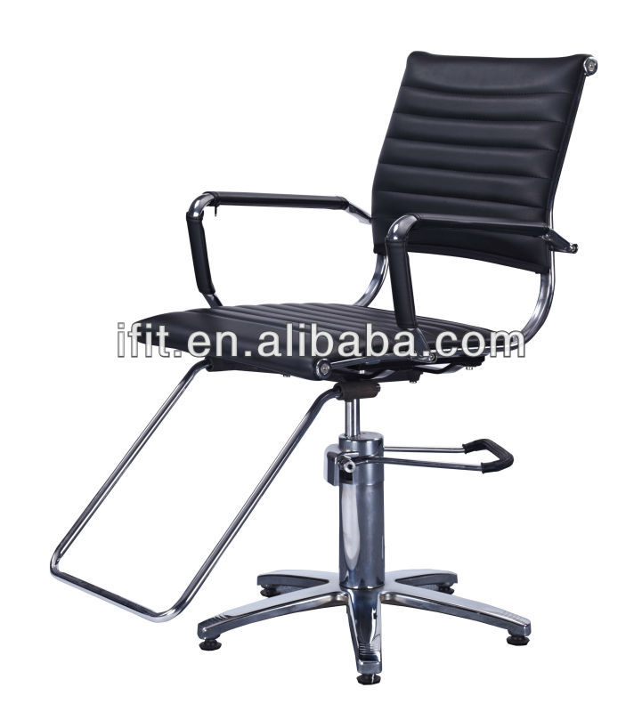 ergonomic chair with footrest cream accent chairs for living room hair salon barber ak g58 g buy