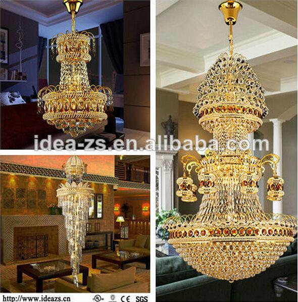 C98196 Crystal Chandeliers In Dubai K9 Chandelier Hurricane Lamp