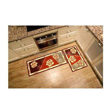 kitchen rug set kitchens on clearance 2pcs bathroom bedroom floor mat carpet soft bedside foot cloth corridor anti slip buy product