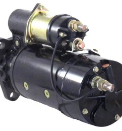new 12v 12t cw starter motor fits 85 95 fits caterpillar marine engines 3208 cat [ 1185 x 1023 Pixel ]
