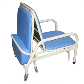 Portable Medical Recliner Chair BedHospital Chair Bed