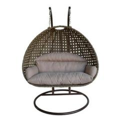 Outdoor Wicker Swing Chair Stand Up For Elderly Double Seater Sitting Buy