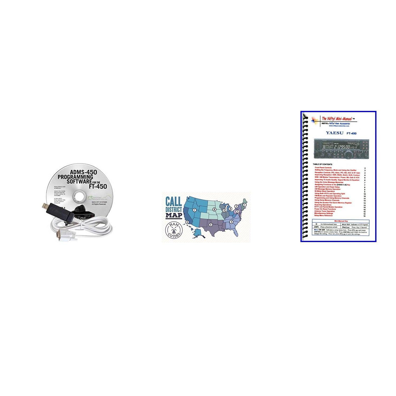 Buy Yaesu Ft 450d Accessory Pack Bundle