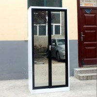 Modern Sliding Door Almirah Designs / 2 Door Bedroom