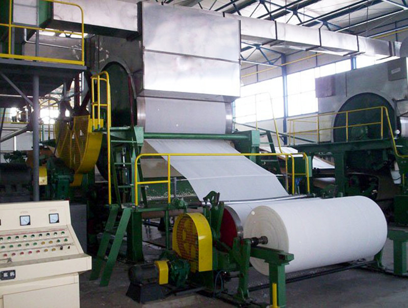 Band New Small Toilet Tissue Paper Making Machine For Sale
