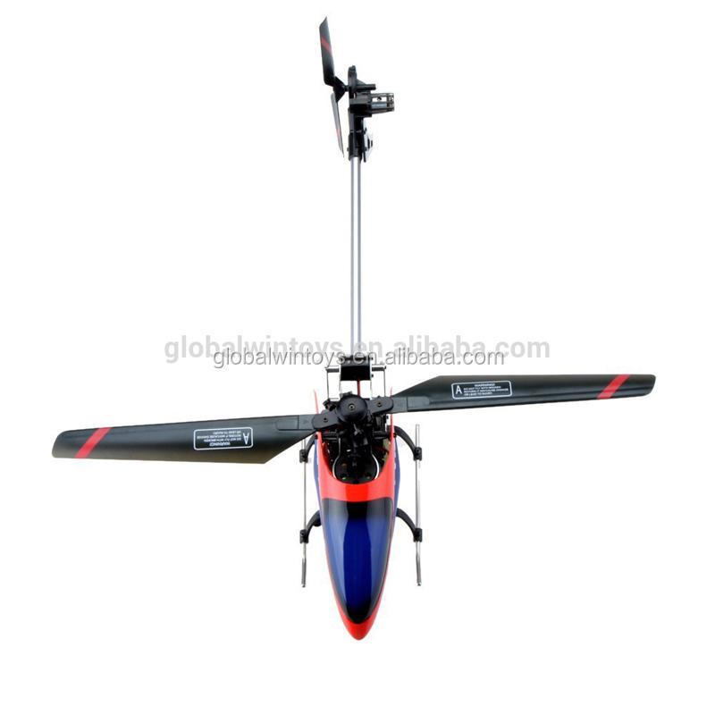 Fantastic aeromodel uav helicopter single blade long