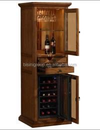 Wood Cabinet Wine Cooler | Cabinets Matttroy