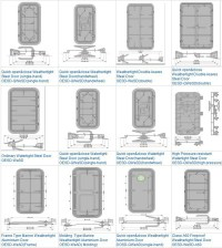 Steel Marine Watertight Door For Ships - Buy Watertight ...
