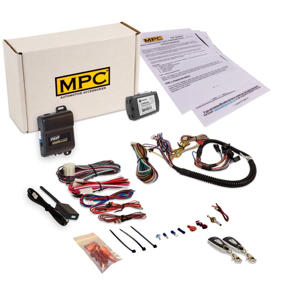 medium resolution of get quotations complete 1 button remote start kit for 2010 2017 chevrolet equinox plug and