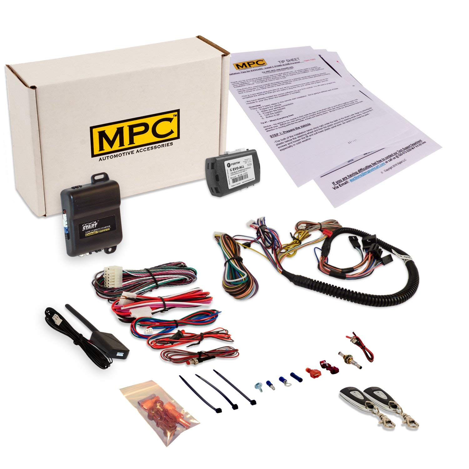 hight resolution of get quotations complete 1 button remote start kit for 2010 2017 chevrolet equinox plug and