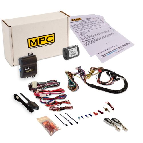 small resolution of get quotations complete 1 button remote start kit for 2010 2017 chevrolet equinox plug and