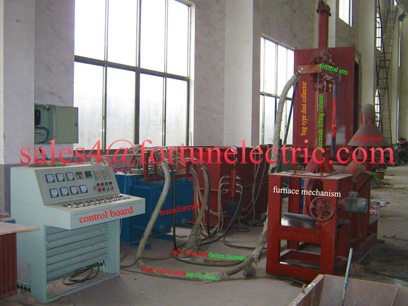 Laboratory Dc Arc Furnace