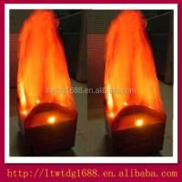 Fake Flame Lighting,Indoor Flame Light,Fake Fire Led Silk ...