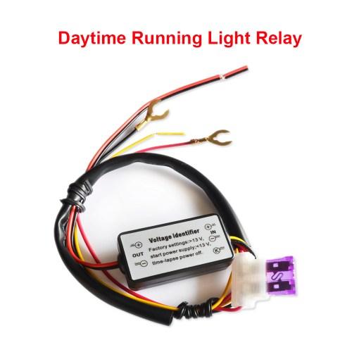 small resolution of daytime running light relay location get free image 2004 elantra headlight wiring harness 2013 nissan altima headlight wiring harness