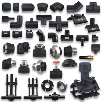 SDR 11 PN 16 hdpe butt fusion fittings /pe electrofusion ...
