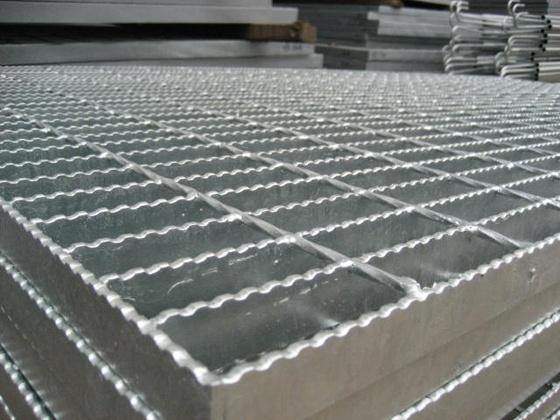 Heavy Duty Steel Grating As Anti Skid Matsmetal Floor