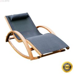 Cheap Rocking Chair Walmart High Chairs For Babies Find Deals On Line At Alibaba Com Get Quotations Colibrox Lounge Larch Wood Beach Yard Patio Lounger W Headrest New