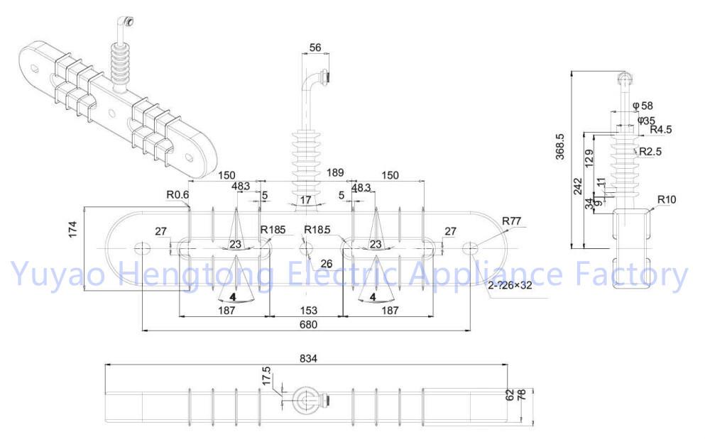 Zw32 Vacuum Circuit Breaker 12 Kv Omnipolar Ct,Current