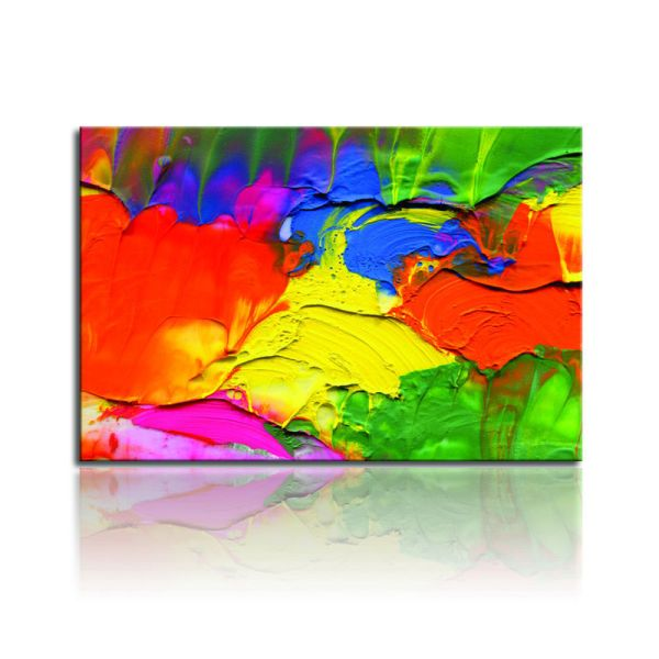 Modern Abstract Painting Printing Art