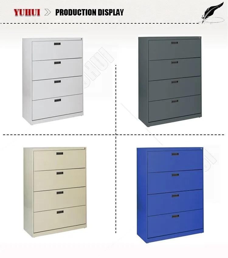 glosen meuble de rangement lateral a 4 tiroirs hon 4 tiroirs classeur en metal buy classeur lateral a 4 tiroirs classeur a 4 tiroirs en