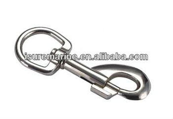 Metal Swivel Bolt Snap For Handbag Chains,Clasp Connector