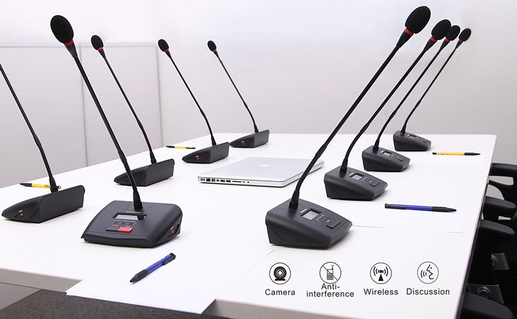 Wireless Audio Conference Equipment Ycu891 Video