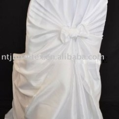 Chair Covers Universal Wedding Alibaba White Polyester Cover Buy