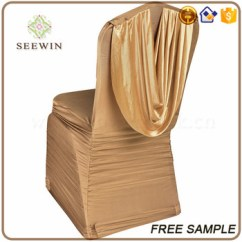 Christmas Chair Covers White Osaki Zero Gravity Massage Popular Cover With Valance For Party Events
