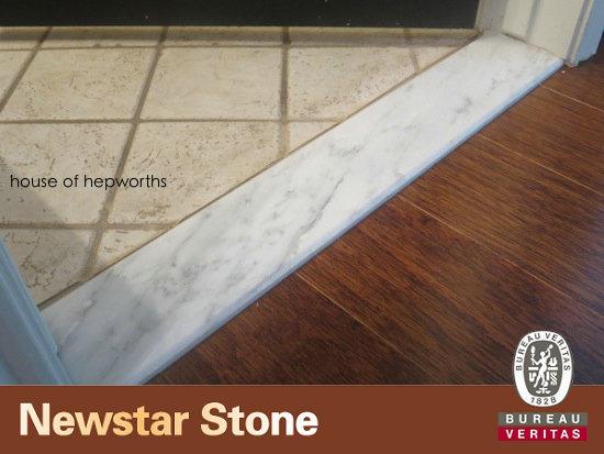 Newstar Carrara White Marble Door Threshold Buy Marble