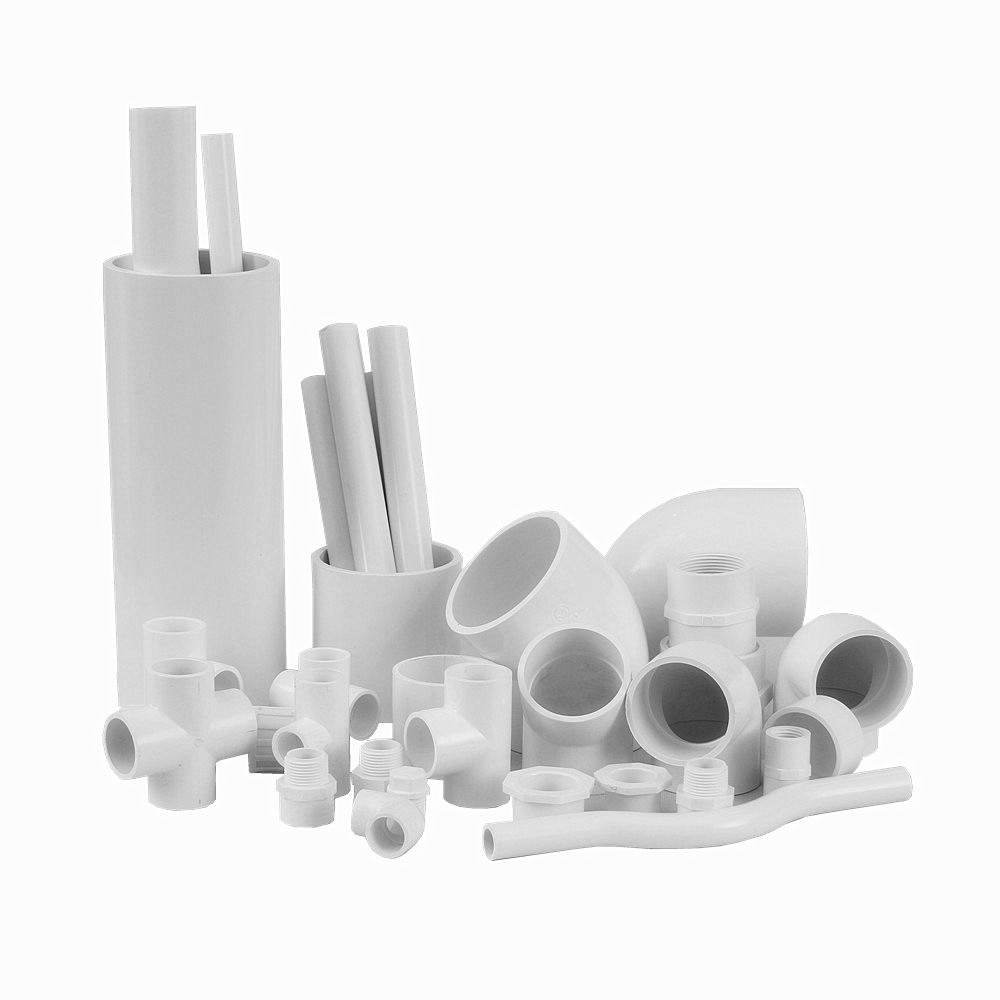 names of pvc pipe
