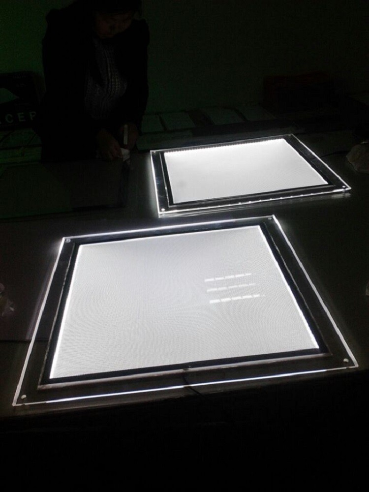 Battery Picture Frame Light