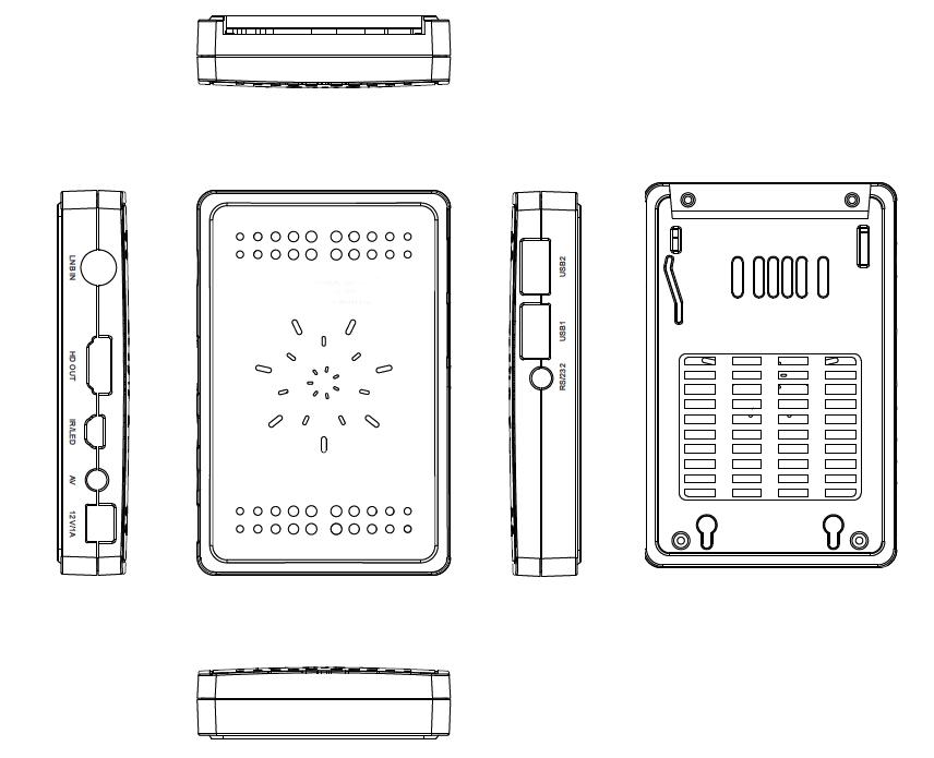 2014 Mini Size Dvb-s2 Satellite Receiver With Time Shift