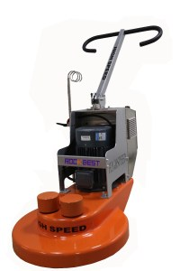 High Efficiency Concrete Floor Polishing Machine - Buy ...