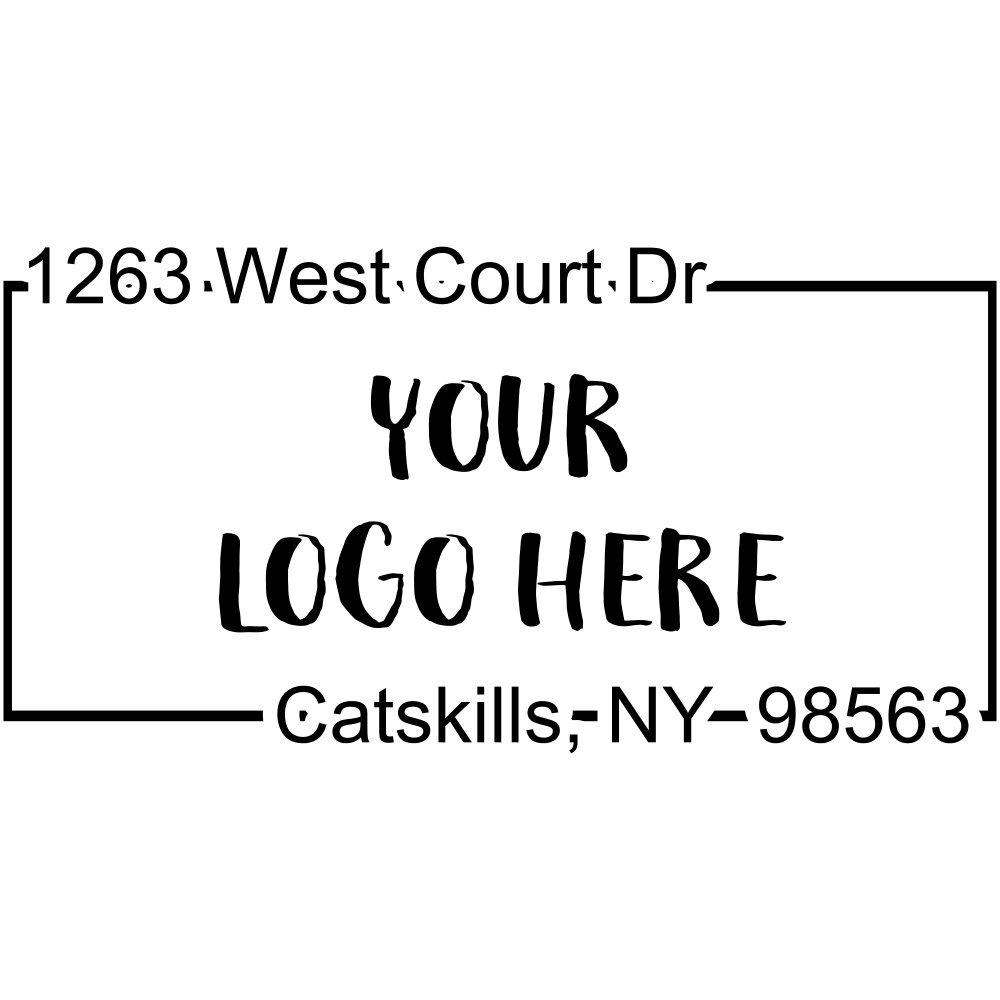 buy custom square logo