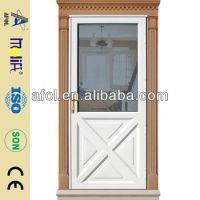 Afol New Design Crossbuck Fiberglass Door - Buy Crossbuck ...
