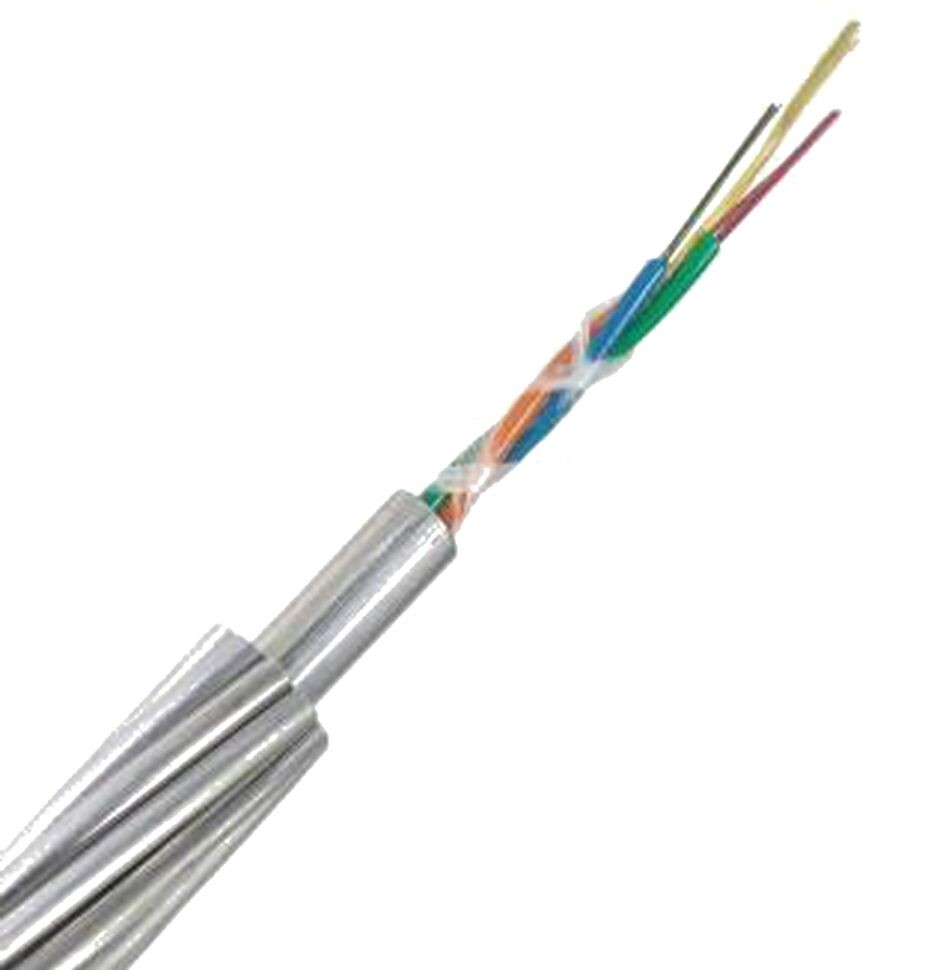 12/24/48/72/96 Core Cable Optical Ground Wire Opgw Cable