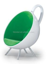 Xcara de ch cadeira / mveis de fibra de vidro-Cadeiras ...