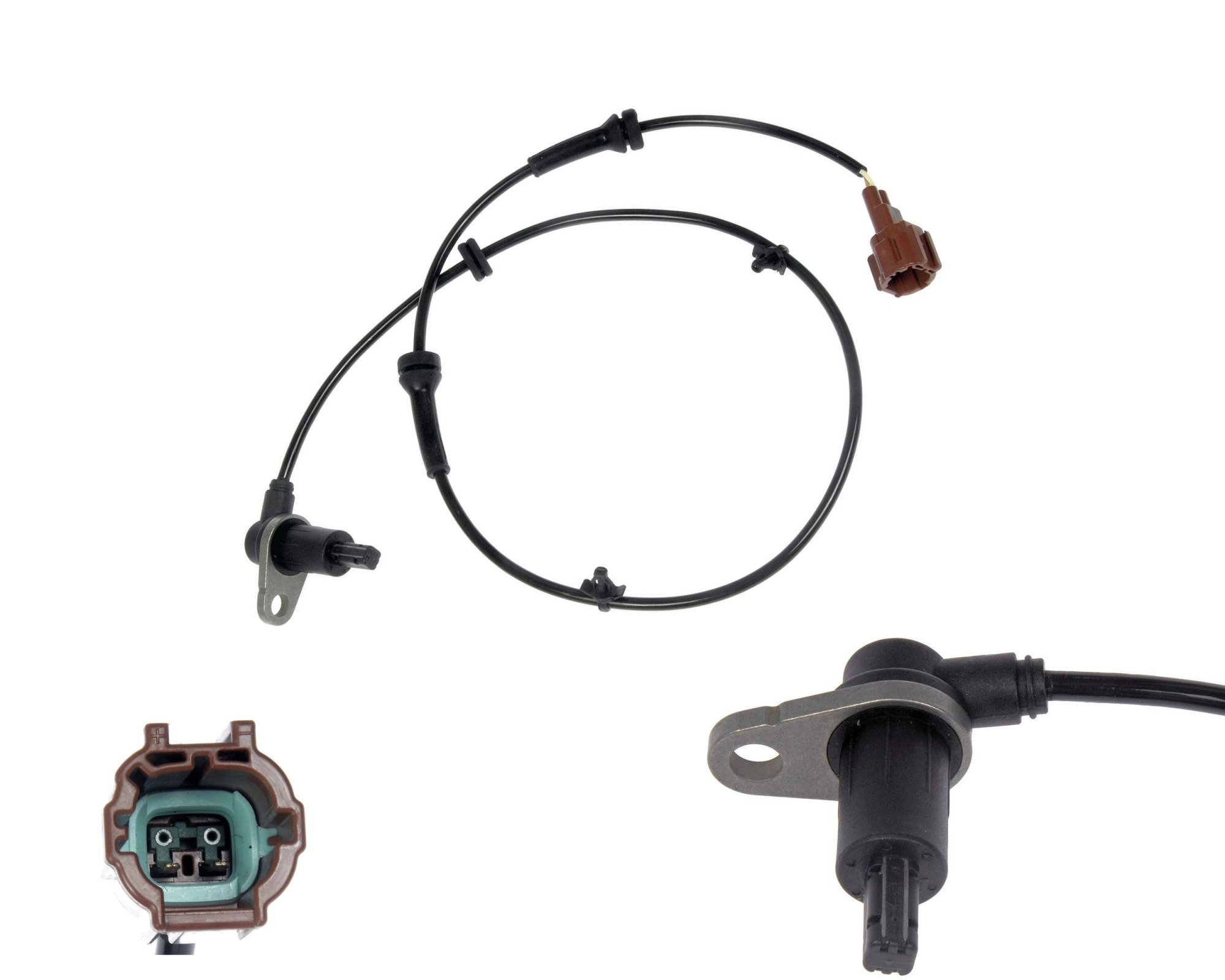 hight resolution of get quotations dta abs speed sensor wire harness d47901 2y060 front left or rear left brand new