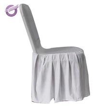 white universal chair covers 6 seat patio table and chairs polyester cover wholesale suppliers alibaba