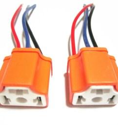 get quotations 2pcs lot h4 ceramic female socket heat resistance headlight wiring harness lamp holder socket connecter [ 1000 x 916 Pixel ]