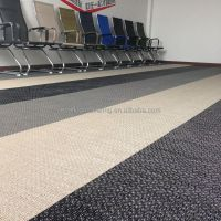 Woven Pvc Gym Flooring For Fitness Center And Gym Eco ...