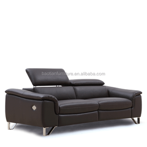 electric recliner leather sofas uk u sofa laederlook suppliers and manufacturers at alibaba com