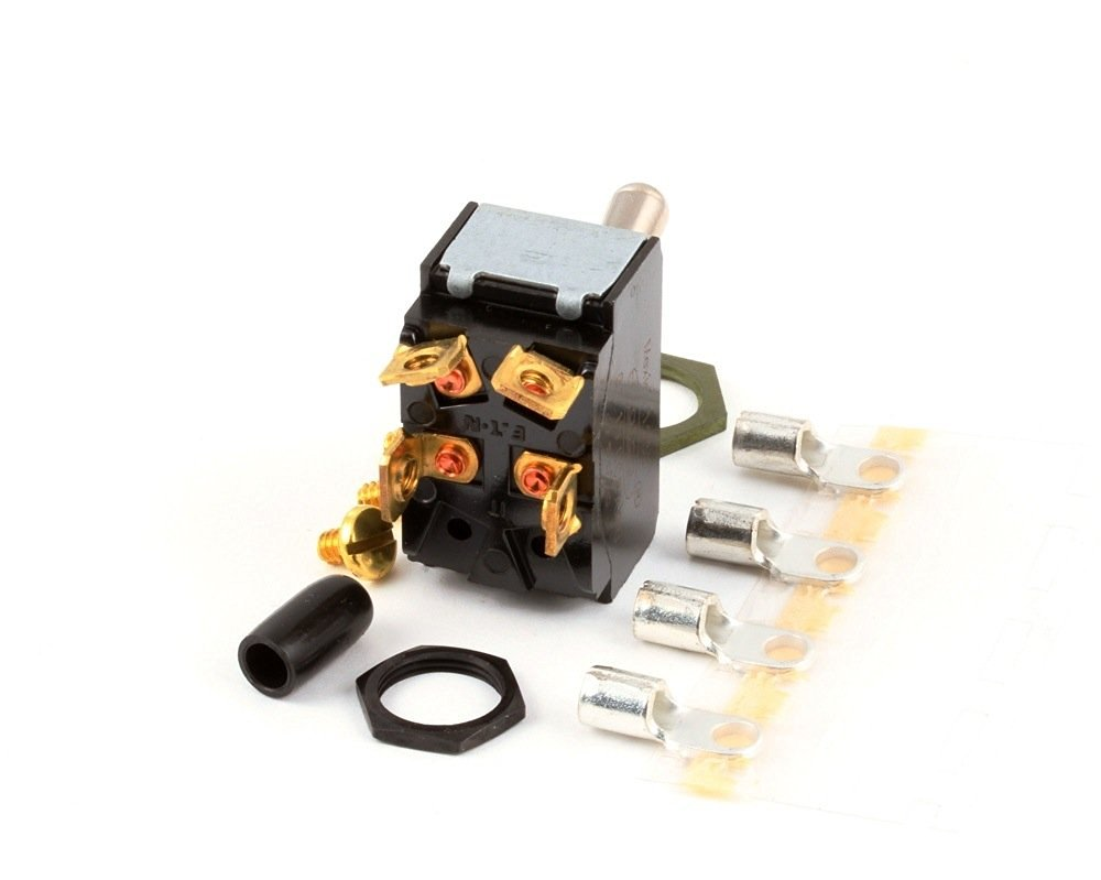 hight resolution of get quotations hatco r02 19 008a dual pole single throw toggle switch kit 15 a